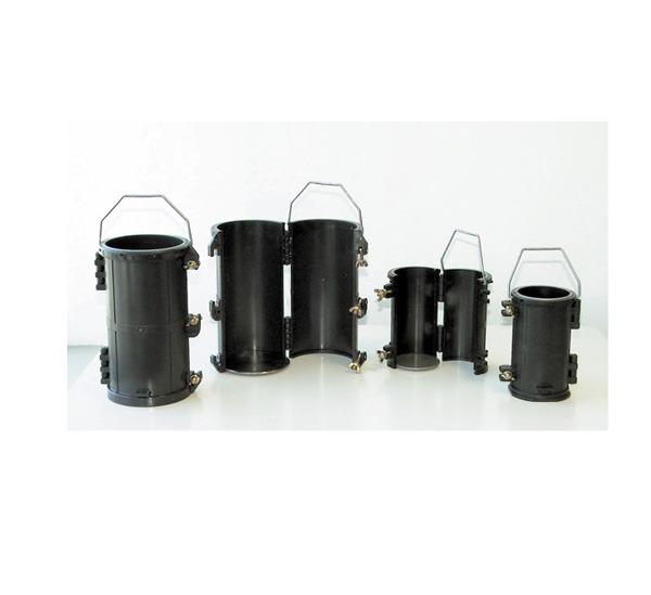 Testform cylinder i plast