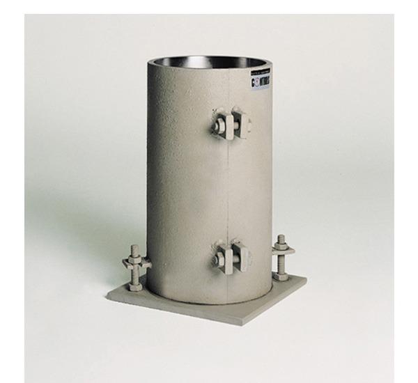 Testform cylinder i stål