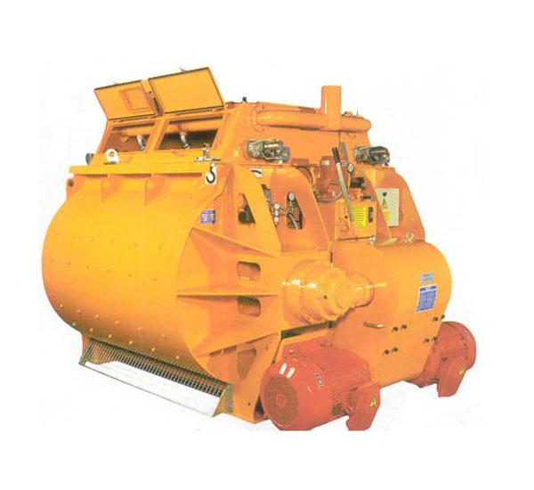 Twin-Shaft Mixer