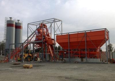 Betongfabrik till Gällivare Betong