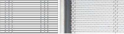 Siktdukar rektangulära