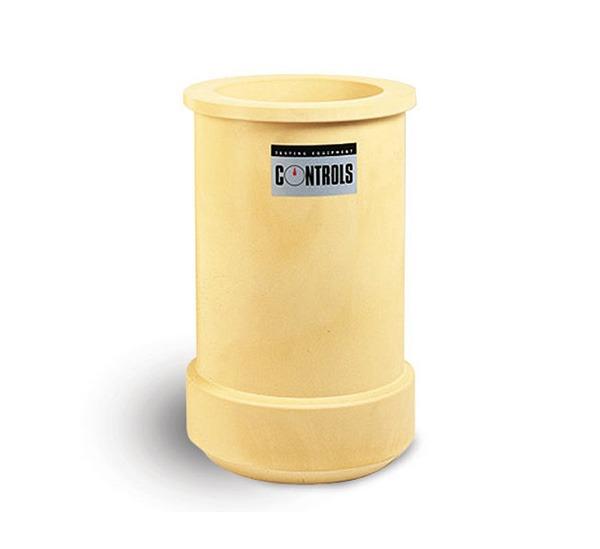 tvadelad cylinder plast